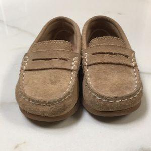 Toddler Suede loafer
